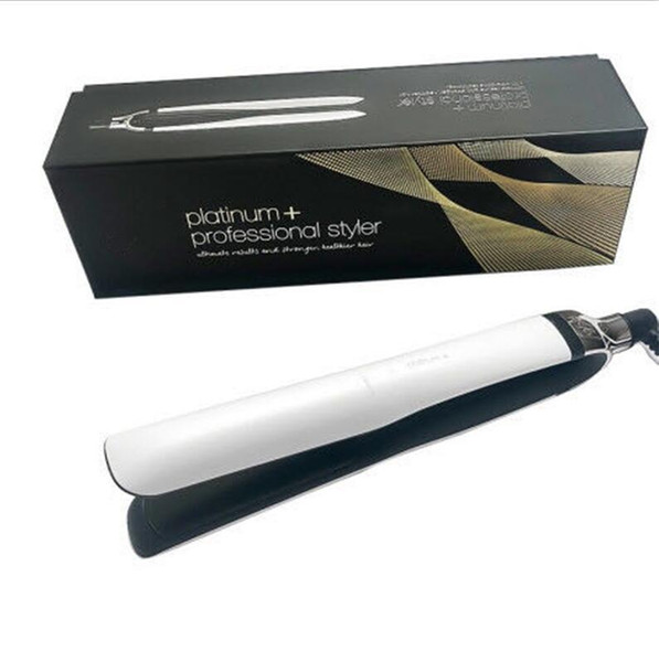 best selling 24 hour shipping!Arrival Platinum+ Ceramic Flat Iron Professional Hair Styler Hair Curler Straightener Plate Tools