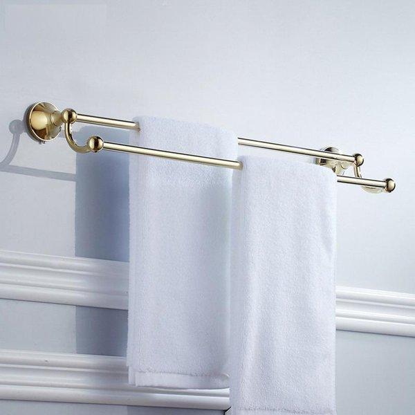 Двухместный вешалка для полотенец