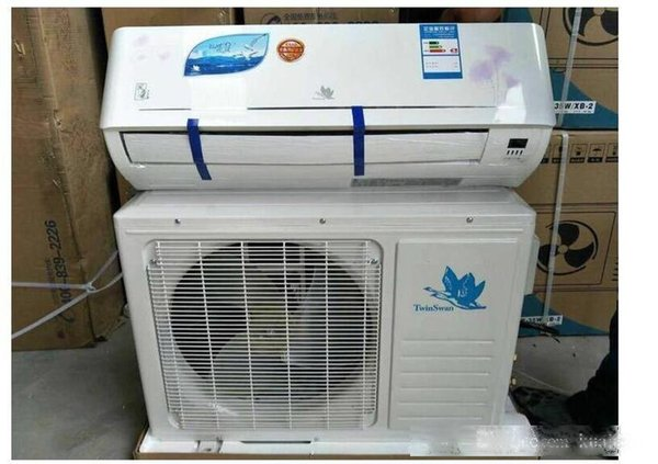 best selling 1.5P cold and warm wall-mounted air conditioner KFR-35 with electric auxiliary heat