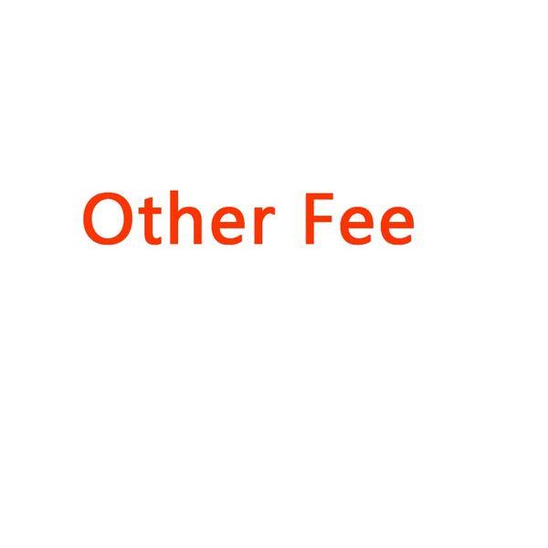 Andere Gebühr (nicht Schuhe, nicht bestellen)