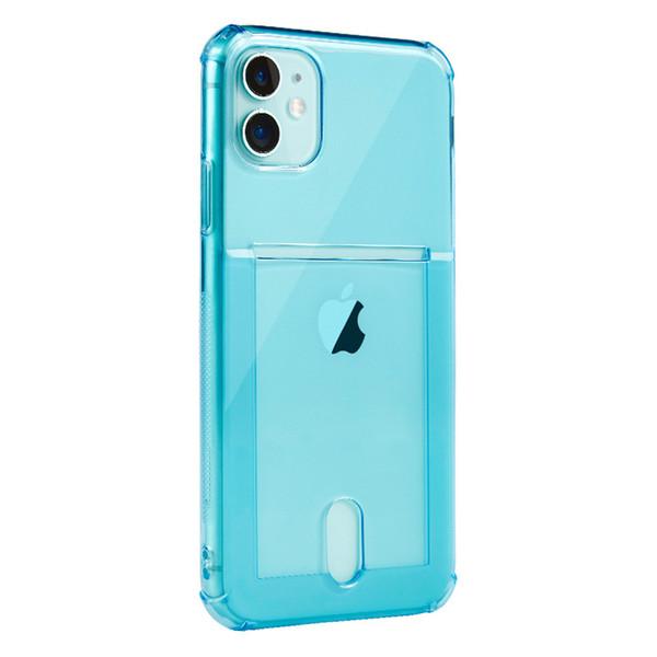 투명한 파랑