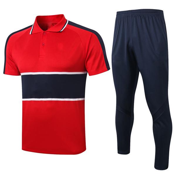 C499 # 2021 Rouge Polo Kit