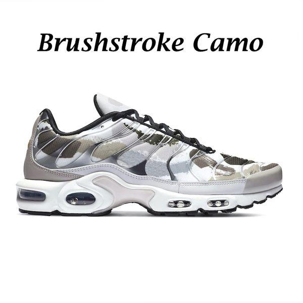 Brushstroke Camo