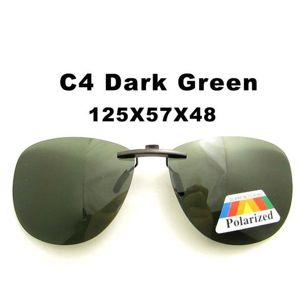 C4 Verde Scuro 125X57