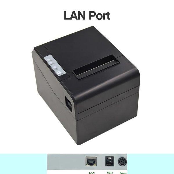 LAN Printer EU Plug