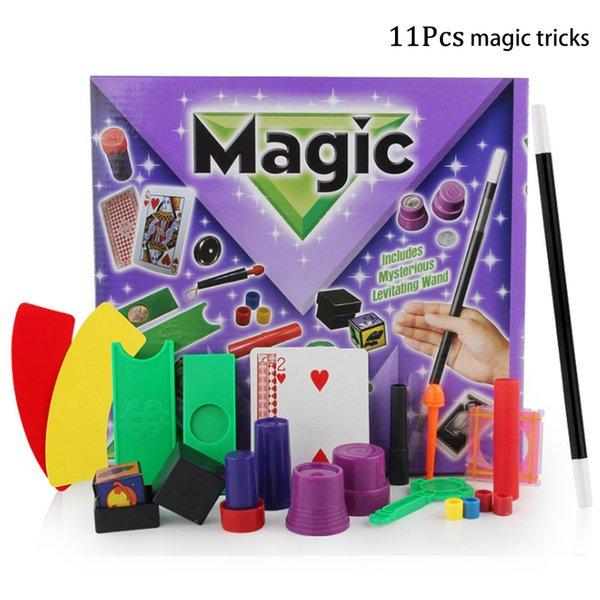 11pcs Violet Box