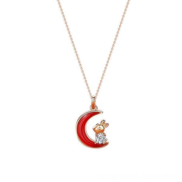 D0879 Chinês Zodiac Rabbit-925 s # 64245