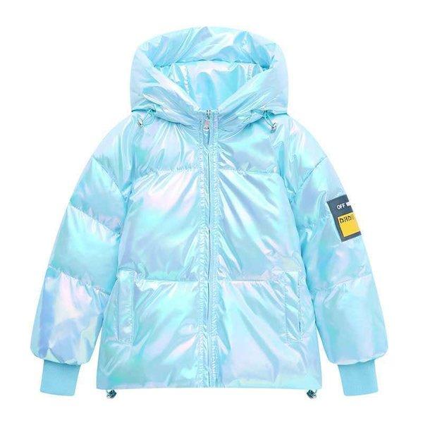 Sky Blue (Wasch Freie Down Jacket)