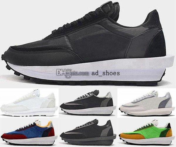 top popular running us 12 LVD size 5 tripler black Daybreak women Sacai Sneakers trainers men 46 mens 386 Waffle eur 35 shoes enfant scarpe loafers 2021