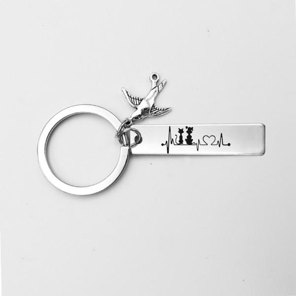 Style 1-Schlüsselring