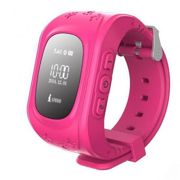 Q50 Smart Tracker Watch Pink