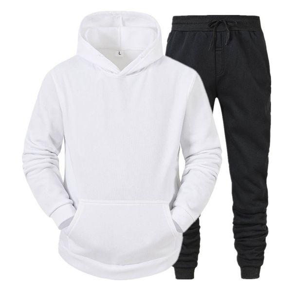 Branco + preto
