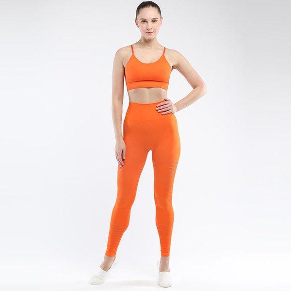 Orange Set (Bra)