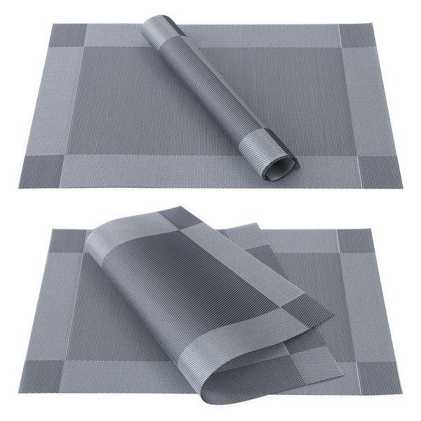 E-rectangular conjunto de 8