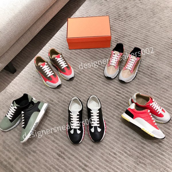 2021top new Man Cheap Best Quality Speed Trainer Black Walking Sneakers Men Women Black Red Casual Shoes Fashion Paris Sneakers qqxc201009