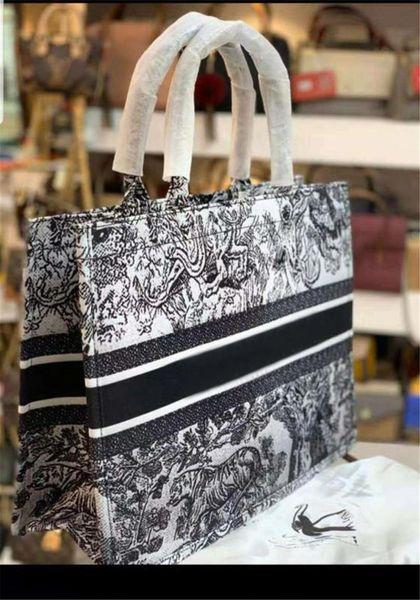 top popular 2020 book tote bag Designer Womens Handbag Top Handle Shoulder Onthego Shopping Casual Beach Luxury Purse Travel Purse 4zfN# 2020
