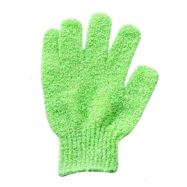 # 5 guantes de baño
