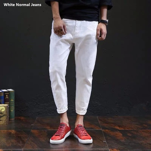 Calça jeans normal