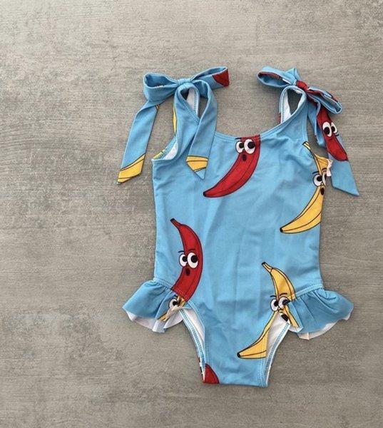Blue Sling Swimwear
