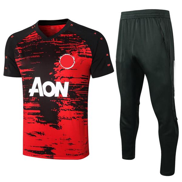 C581# 2021 Short sleeve Red Black Kit