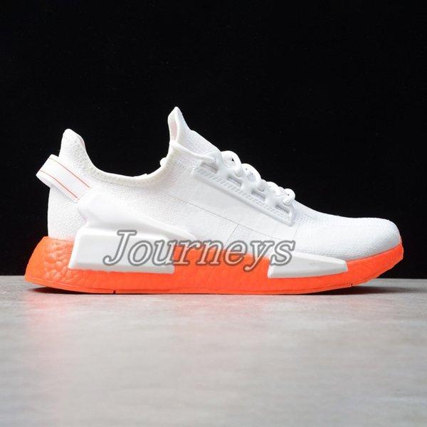 19.white Orange