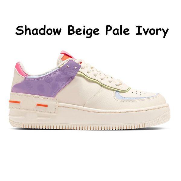 16 Schatten Beige Pale Ivory36-40