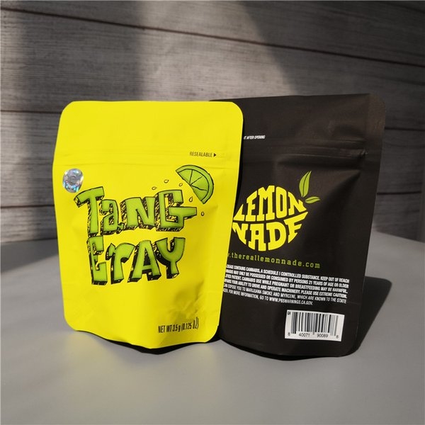 Tang ERAY bags with hologram sticker