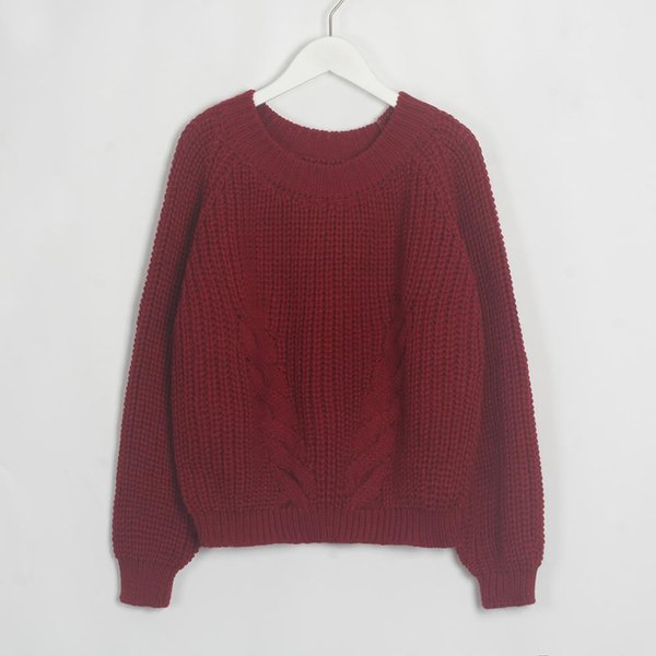 Wine Red-One Size