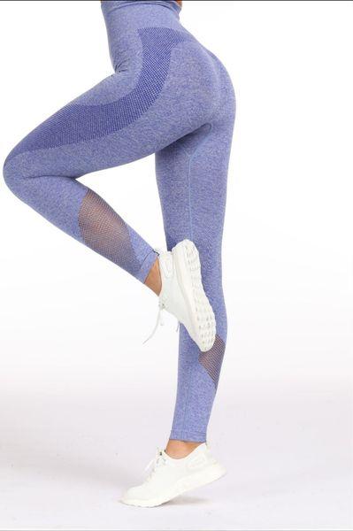Hemp Blue Trousers