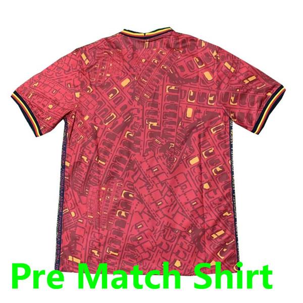 Maç öncesi gömlek