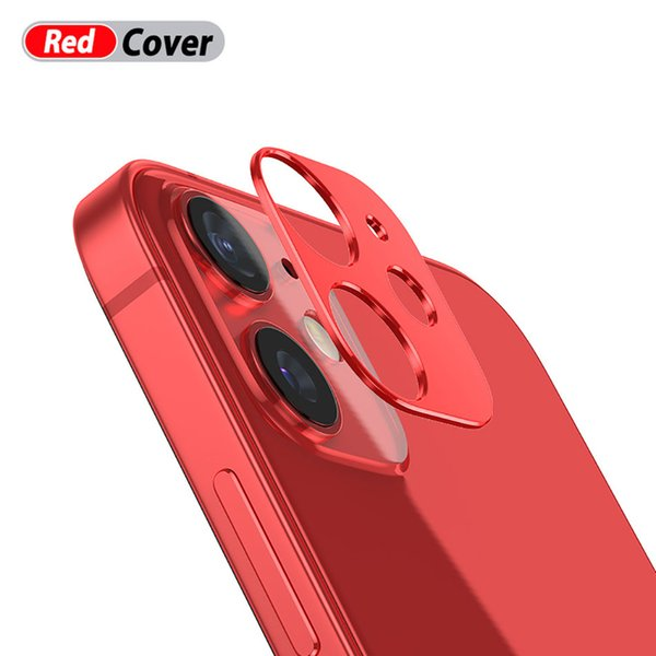 For iPhone 12(5.4) Red