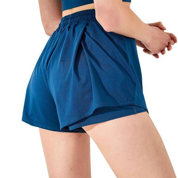 Blue Short.
