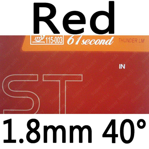 Red 1.8mm H40