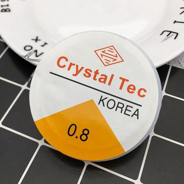 Trasparente 0,8 millimetri di cristallo elastico Discussione