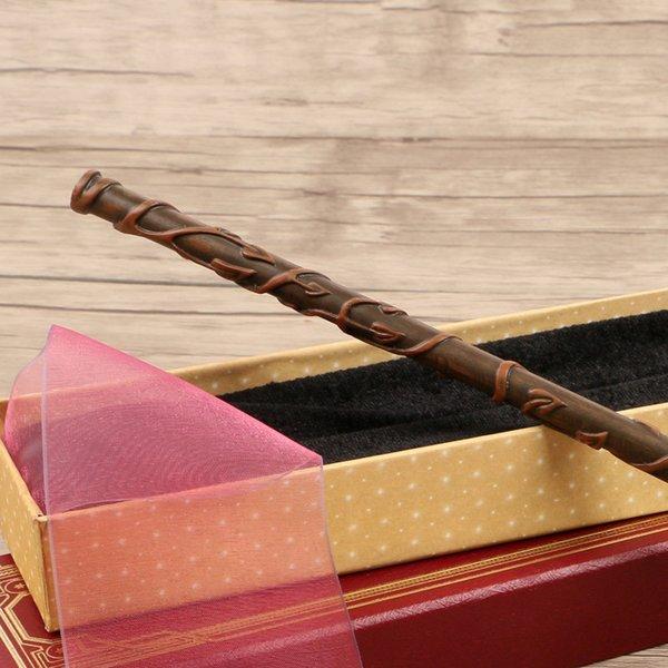 Hermione con la caja