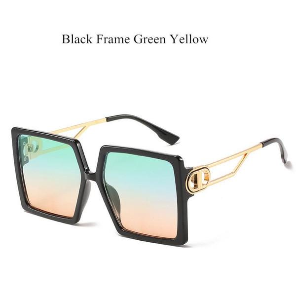 الذهب F أخضر أصفر