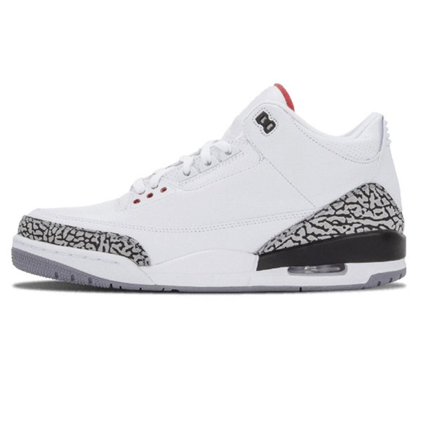 #16 New White Cement 36-47