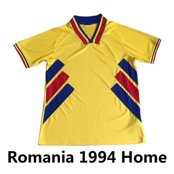 Rumänien Retro 1994 Gelbhaus