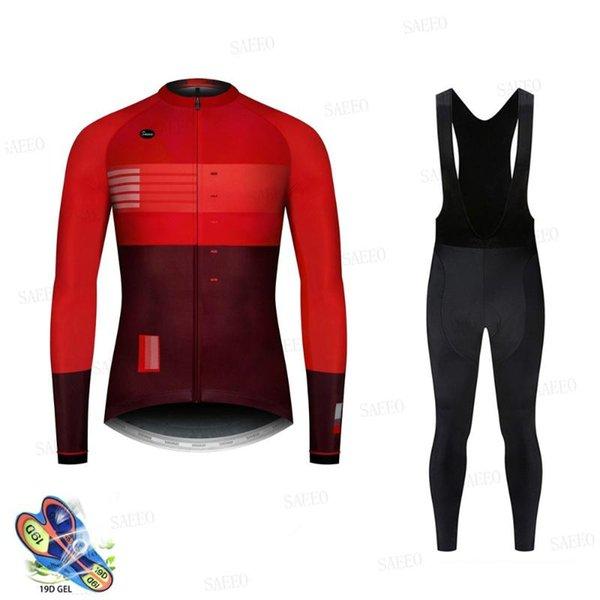 Andar de bicicleta conjunto camisola 6