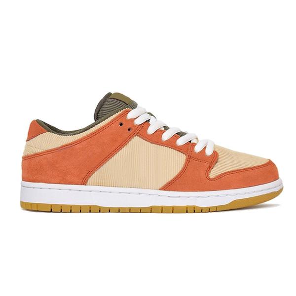 D21 Corduroy Dusty Peach 36-45