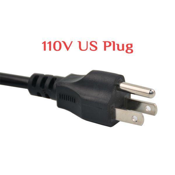 110 V Plug.