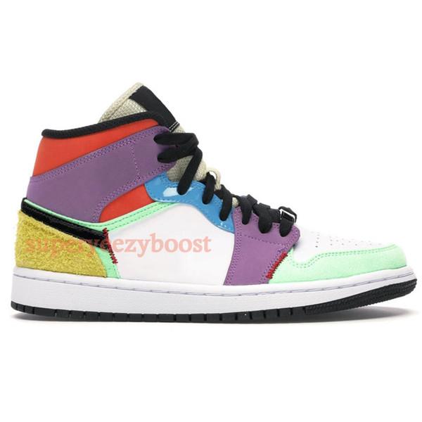 Mid SE multicolore