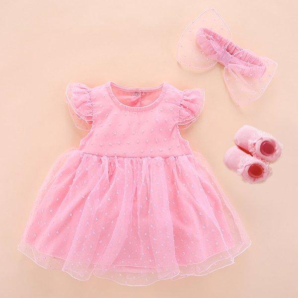 Vestido rosa 1,2