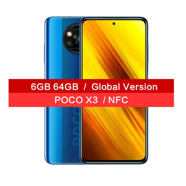 Blue 6GB 64GB