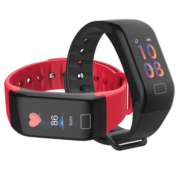 Sport Smart band bracelet Health Fitness Tracker Watch Wristband Heart Rate Monitor Smart Bracelet F1 Smartband Blood Pressure Brand Name : DOOLNNG Touch Screen : Yes Screen Type : LED Compatibility : All Compatible Band Material : SİLİCA Function : Blood Pressure Function : Passometer Function : Sleep Tracker