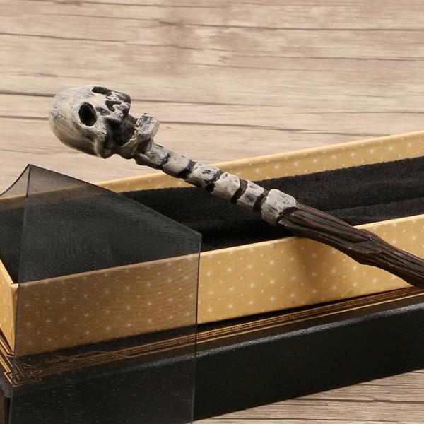 Muerte con la caja