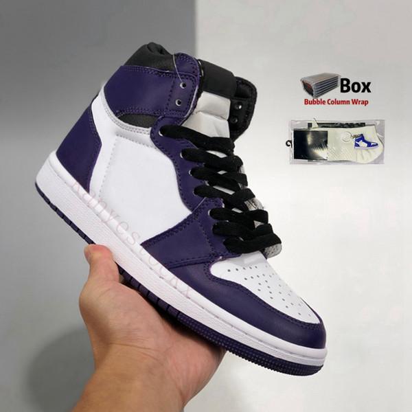26 # 36-46 Corte púrpura