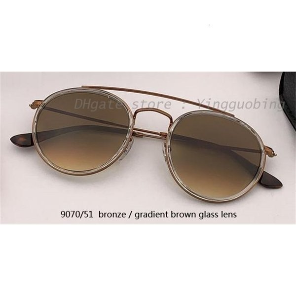 9070/51 Bronze / Gradient Brown
