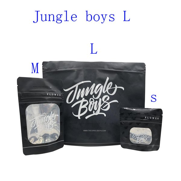 8 onças meninos selva