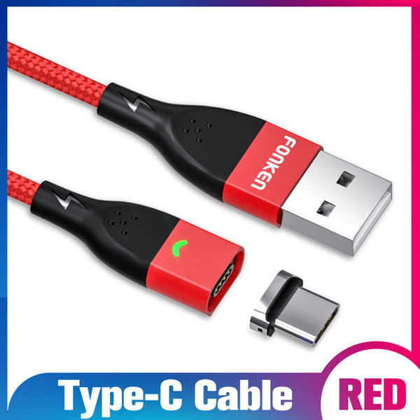 Red Type c Cable